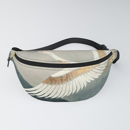 Elegant Flight Fanny Pack