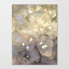 crystal2 Canvas Print