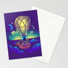 Light Flight Stationery Cards