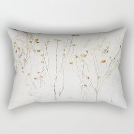 little flower Rectangular Pillow
