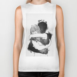 I would keep you forever. Biker Tank