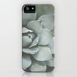 Agave no. 2 iPhone Case