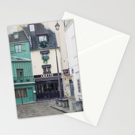Cafe Odette - Paris Travel Photography Stationery Cards