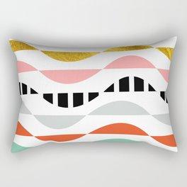 wonders of fall Rectangular Pillow