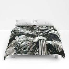 Jazz Greats Comforters