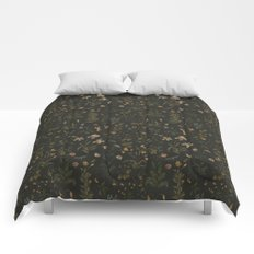 Old World Florals Comforters