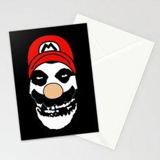 Misfit Mario Stationery Cards