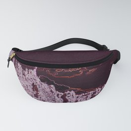 Bryce Canyon Abstract Fanny Pack