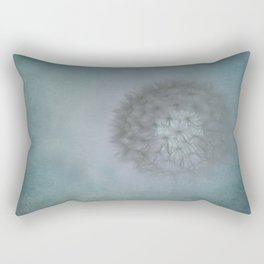 Dandelion Ghost Rectangular Pillow