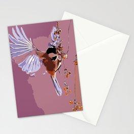 Bird Art Stationery Cards