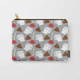 Toilet pattern Carry-All Pouch
