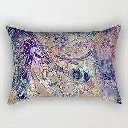 Inspiration for the Muse Rectangular Pillow