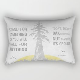 Stand Tall & High Rectangular Pillow