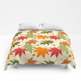 Autumn Day Comforters
