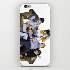1Direction iPhone & iPod Skin