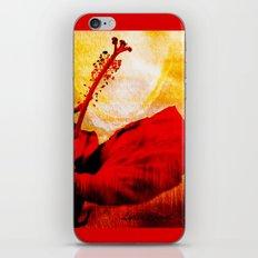 japanese sunset iPhone & iPod Skin