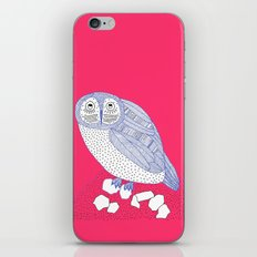 Just Another Owl iPhone & iPod Skin