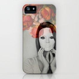 Queen of Roses iPhone Case