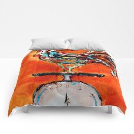 Balancing Act Comforters