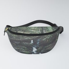 California Redwood Rainforest - Nature Photography Fanny Pack