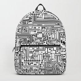 Circuit Board Backpack