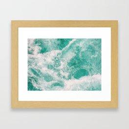 Whitewater 1 Framed Art Print