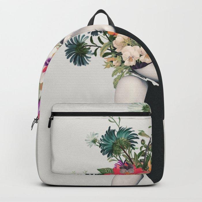 Floral beauty Rucksack
