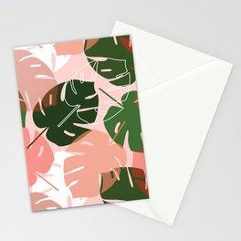 MCM Tiki Palm Stationery Cards