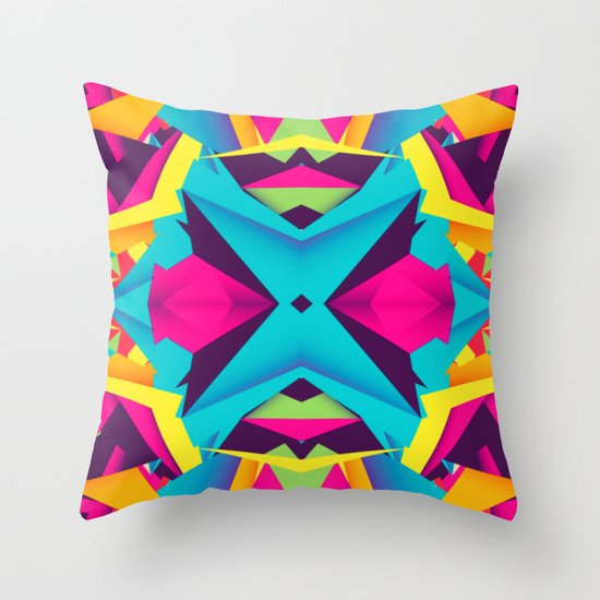 The Youth Throw Pillow