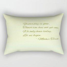 Today Rectangular Pillow