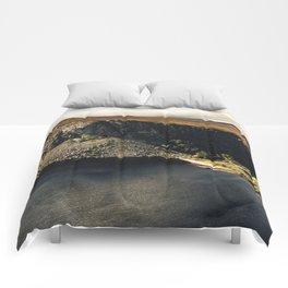 Irish Black Water - Lough Tay Comforters