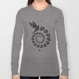 ॐ OM - Swachhanda Long Sleeve T-shirt