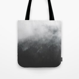 Spectral Forest II - Landscape Photography Tote Bag