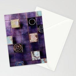ART_IRON3 Stationery Cards