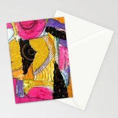 Patched Stationery Cards