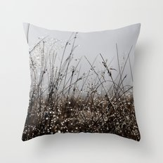 One of These Mornings Throw Pillow