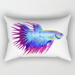 Betta #1 Rectangular Pillow
