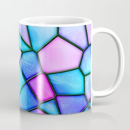 pastel stained glass Coffee Mug