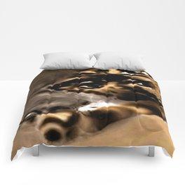 Fault in the mist Comforters