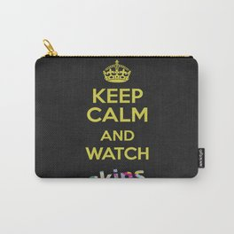 Keep Calm - Watch Skins Carry-All Pouch