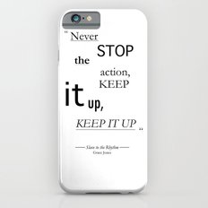 Slave iPhone 6s Slim Case