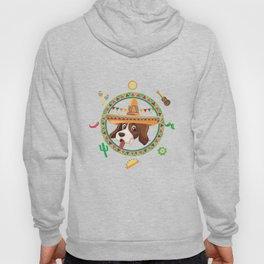 Cinco De Mayo Beagle Animal Pets Taco Mexico Chili Mexican Nachos Gift Hoody
