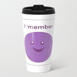 I member - member berries Metal Travel Mug