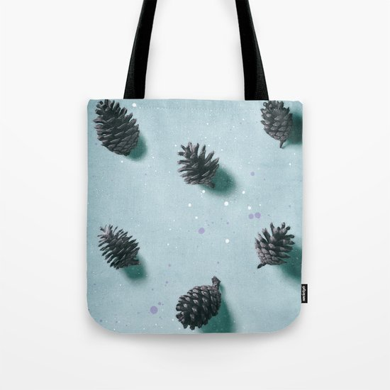 smell of pine forest Tote Bag