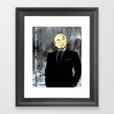 UNREAL PARTY 2012 C3PO Z6PO STAR WARS Framed Art Print