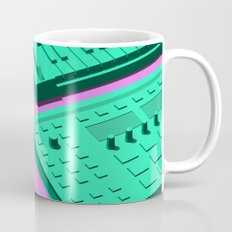 Low Poly Studio Objects 3D Illustration Mug