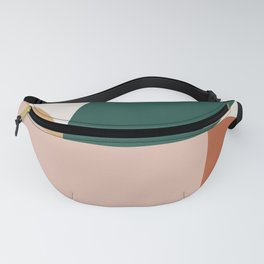 Abstract Geometric 11 Fanny Pack