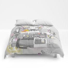 Crap Stuff Comforters
