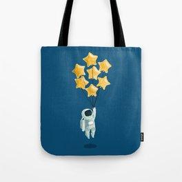 Astronaut's dream Tote Bag