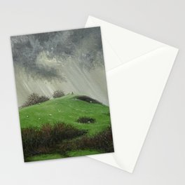 View To Dorsmouth Rock Stationery Cards